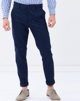 Gabardine Trousers by Sherman