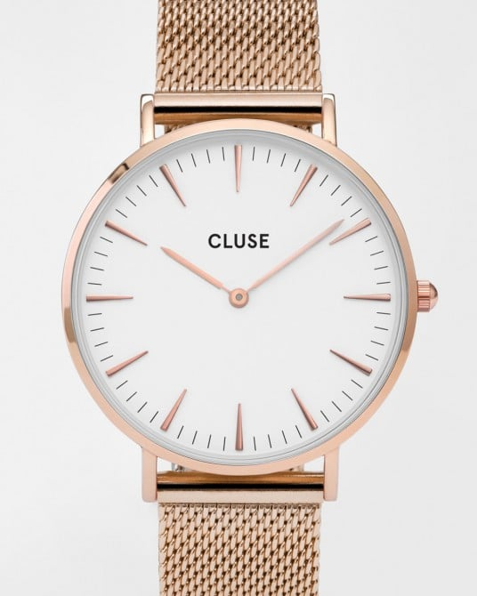 La Boheme Mesh watch from Cluse
