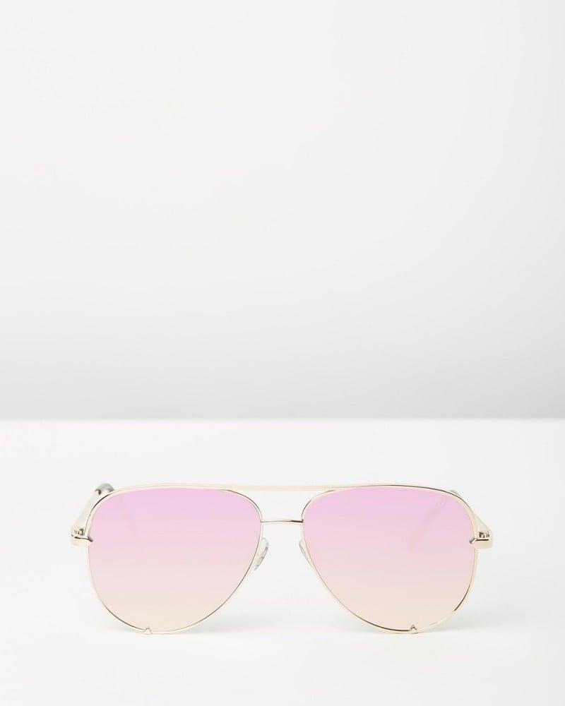 Quay Australia x Desi - High Key sunglasses