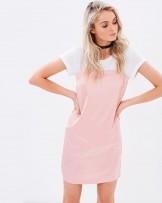 Zodiac Satin Slip Dress