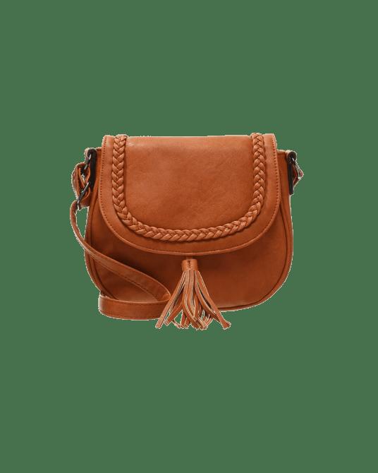 DKNY Vintage Leather Hobo